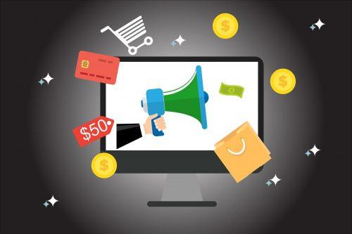 E-Commerce Shopping Online Buy Store Shop