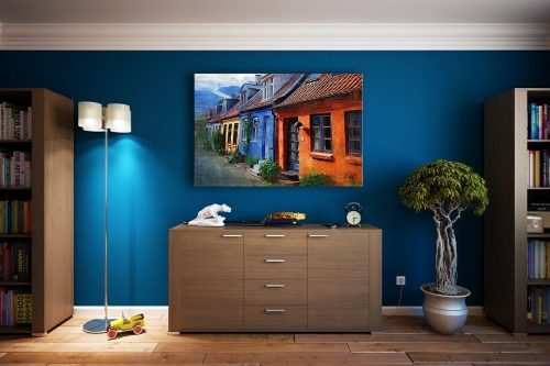 Wall Furniture Design Apartment Room Painting